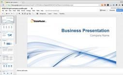 003 Beautiful Google Doc Powerpoint Template Inspiration  Templates Presentation