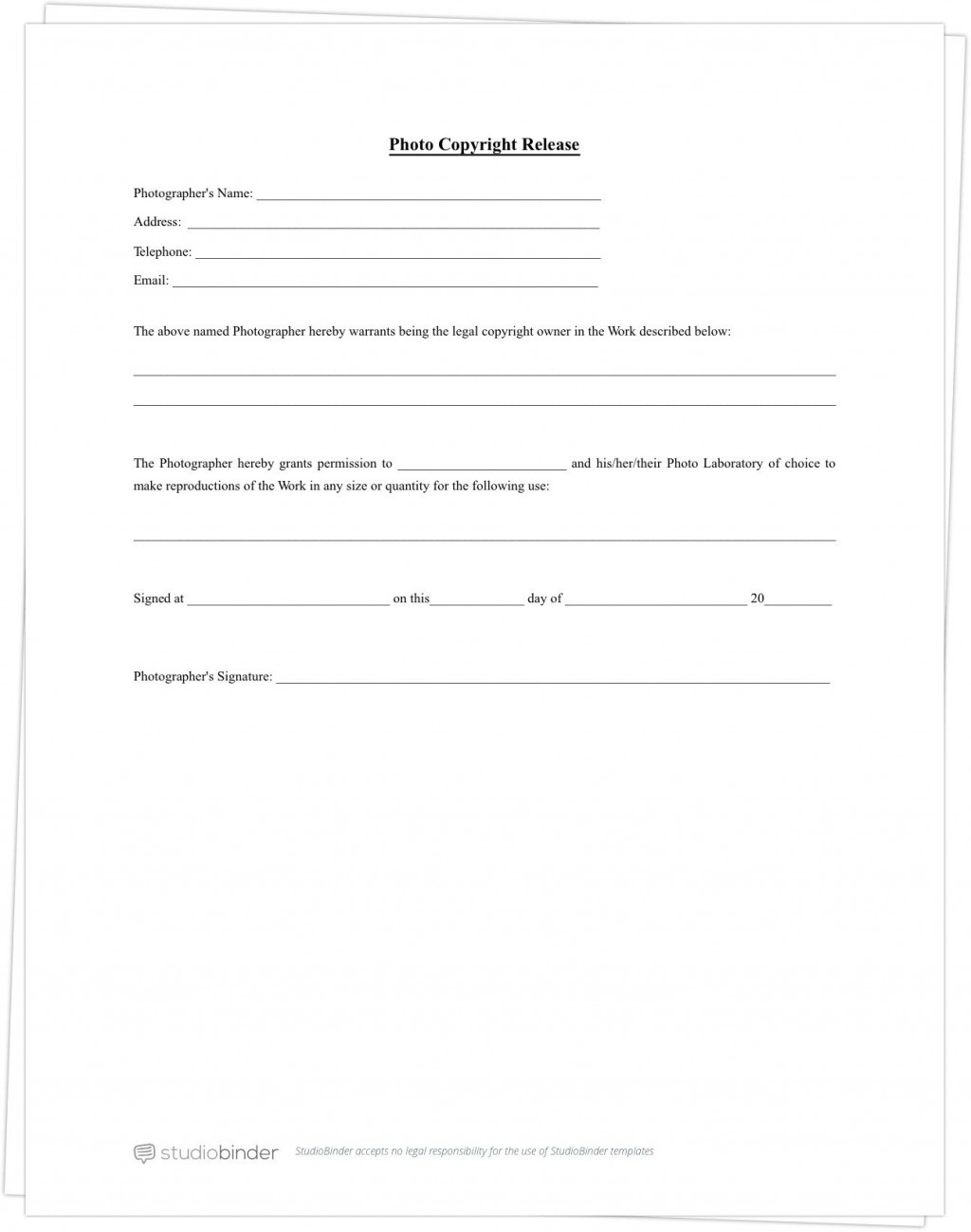 003 Beautiful Photo Release Form Template Concept  Video Consent Australia Free AndLarge