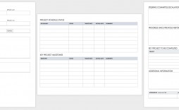 003 Beautiful Project Report Template Word Concept  Statu Free Download 2013
