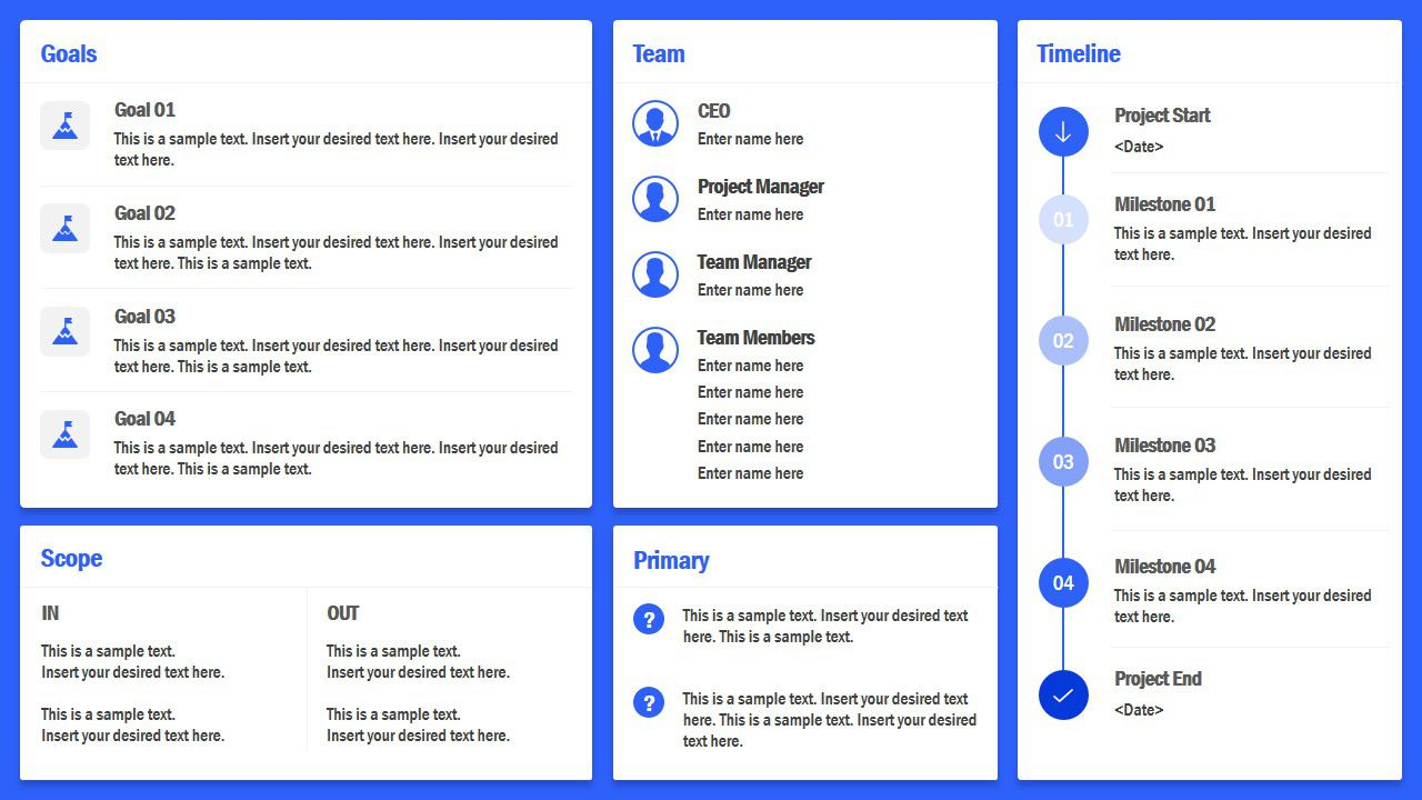 003 Beautiful Project Role And Responsibilitie Template Powerpoint Idea Full