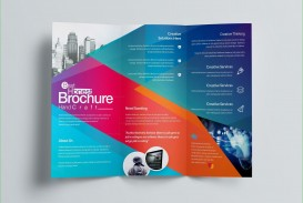 003 Beautiful Publisher Brochure Template Free Photo  Microsoft Download Tri Fold