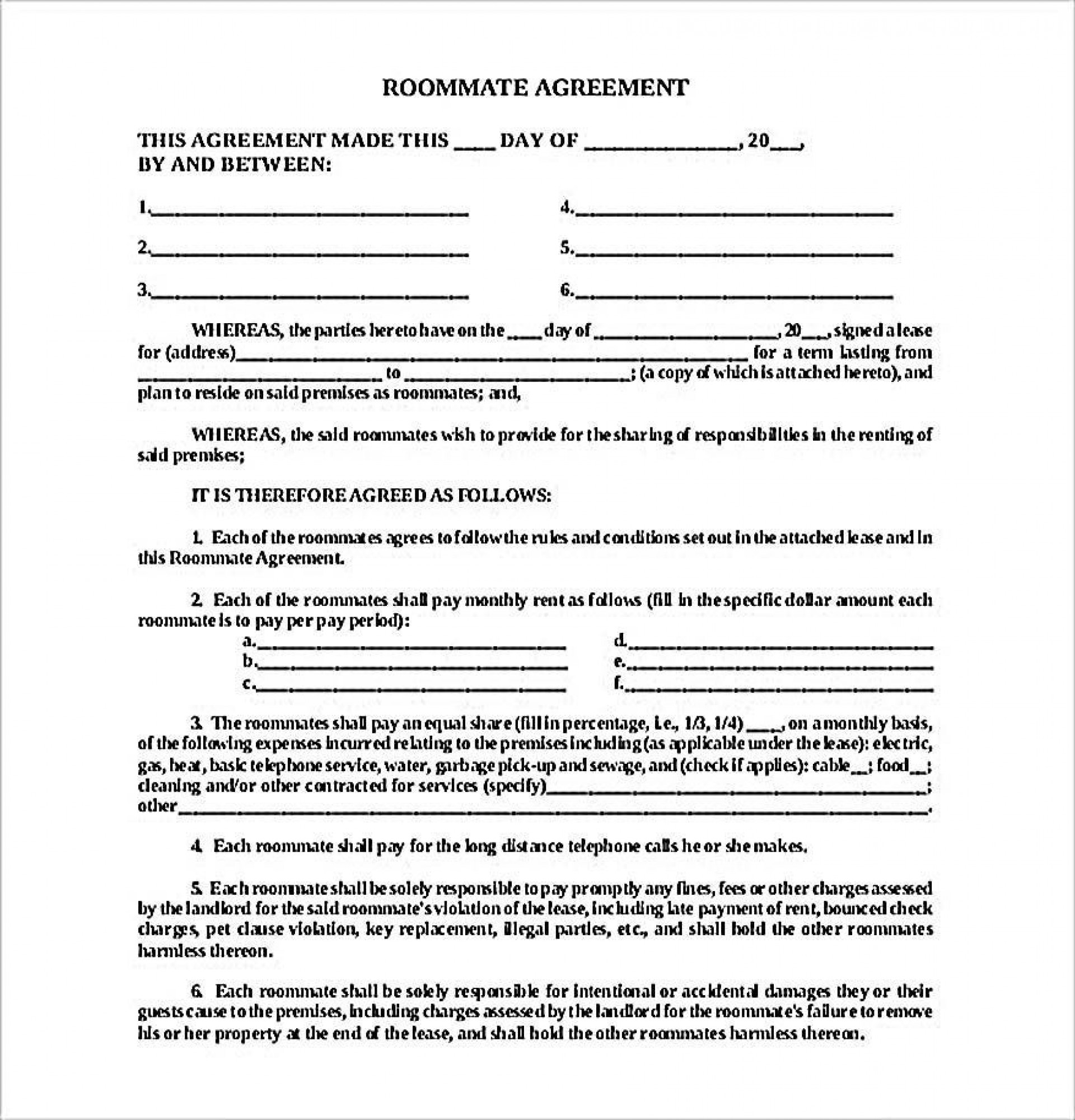 003 Beautiful Rent To Own Template Photo  Lease Agreement Canada Example1920