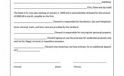 003 Beautiful Rental Lease Template Free Photo  Agreement Sample Download Residential Printable