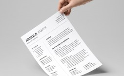 003 Beautiful Resume Template Free Word High Def  Download Document 2020 For Fresher