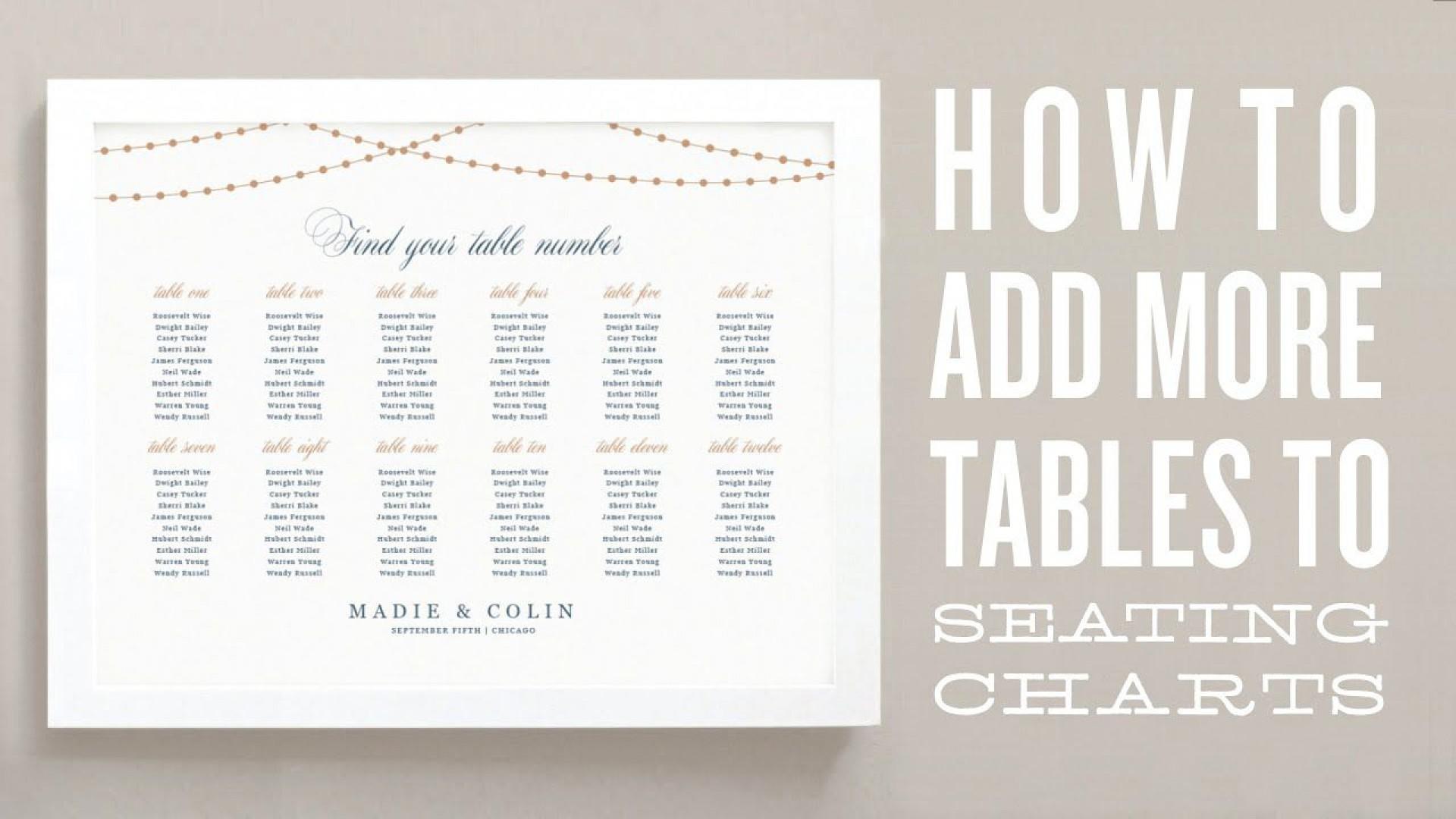 003 Beautiful Seating Chart Template Word Image  Wedding Microsoft Free 10 Per Table1920