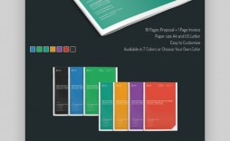 003 Beautiful Website Development Proposal Template Word Sample  Free