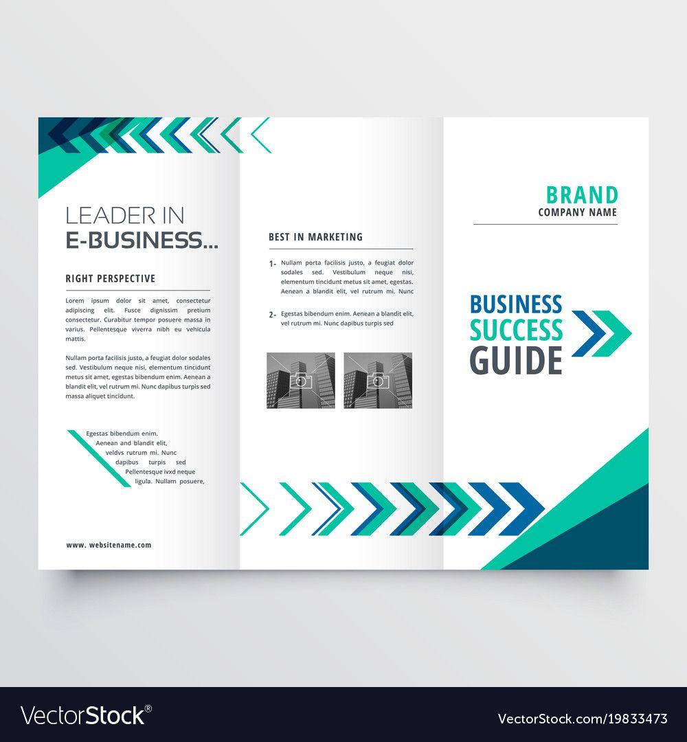 003 Beautiful Word Tri Fold Brochure Template Idea  2010 Microsoft M OfficeFull