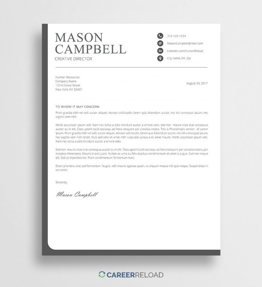 003 Best Download Cover Letter Template High Resolution  Templates Free Microsoft WordLarge