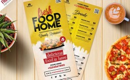 003 Best Food Menu Card Template Free Download High Resolution