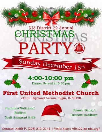 003 Best Free Christma Poster Template Concept  Uk Party Download Fair360