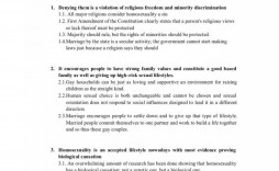 003 Best Gay Marriage Essay Concept  Example Clever Title For