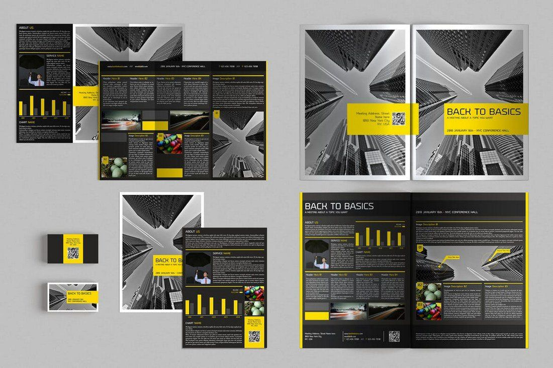 003 Best Indesign Tri Fold Brochure Template High Definition  Free Adobe 11x17Full