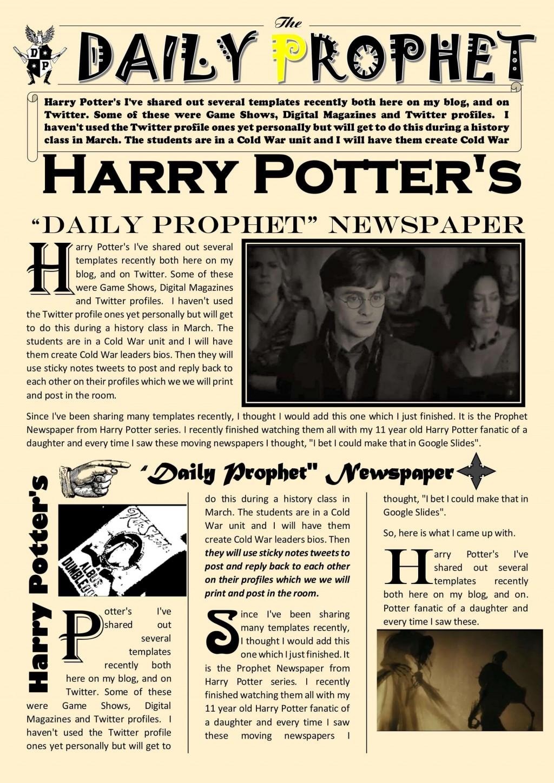 003 Best Newspaper Article Template Google Doc High Definition  Docs FormatLarge