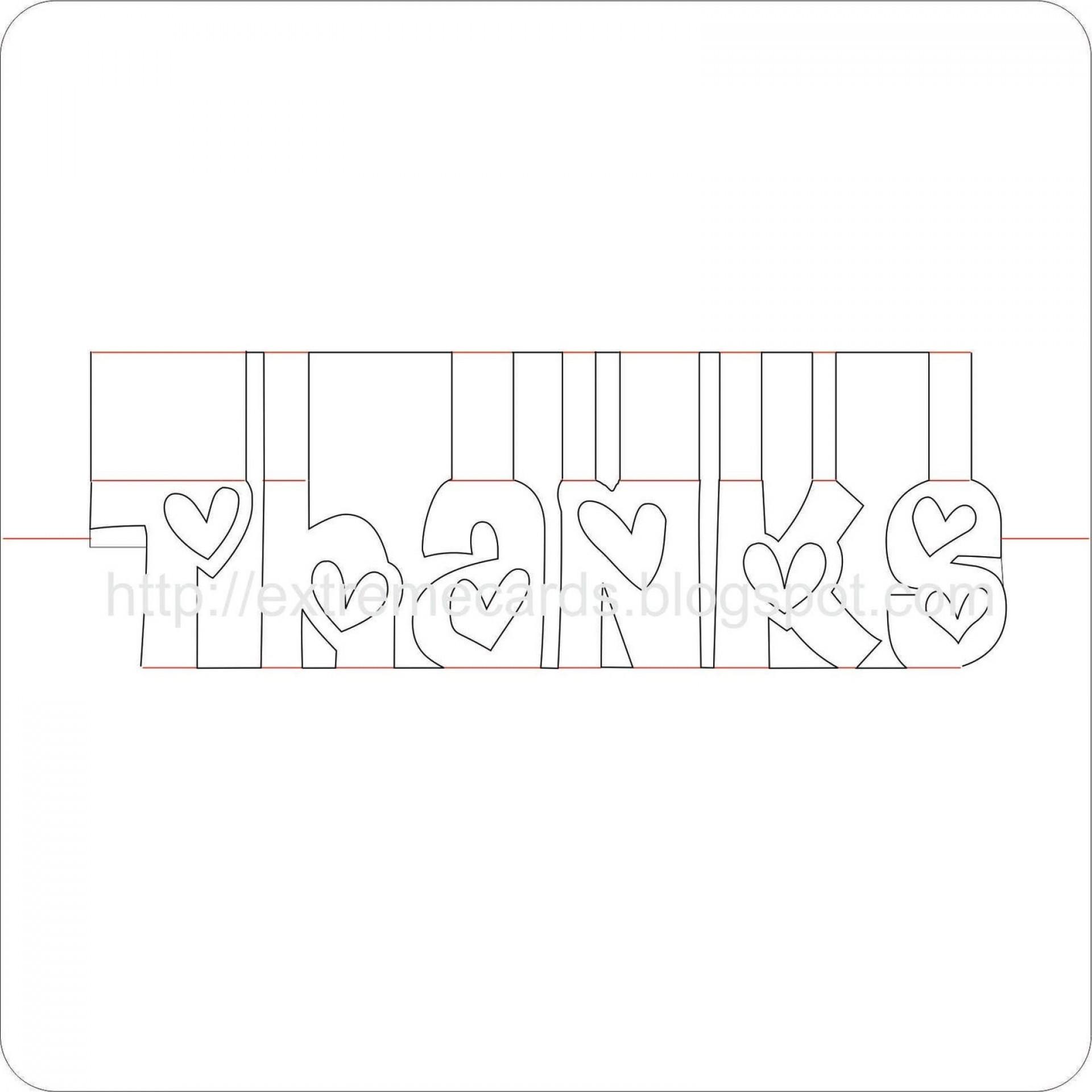 003 Best Pop Up Card Template Concept  3d Pdf Carousel Pattern Download1920