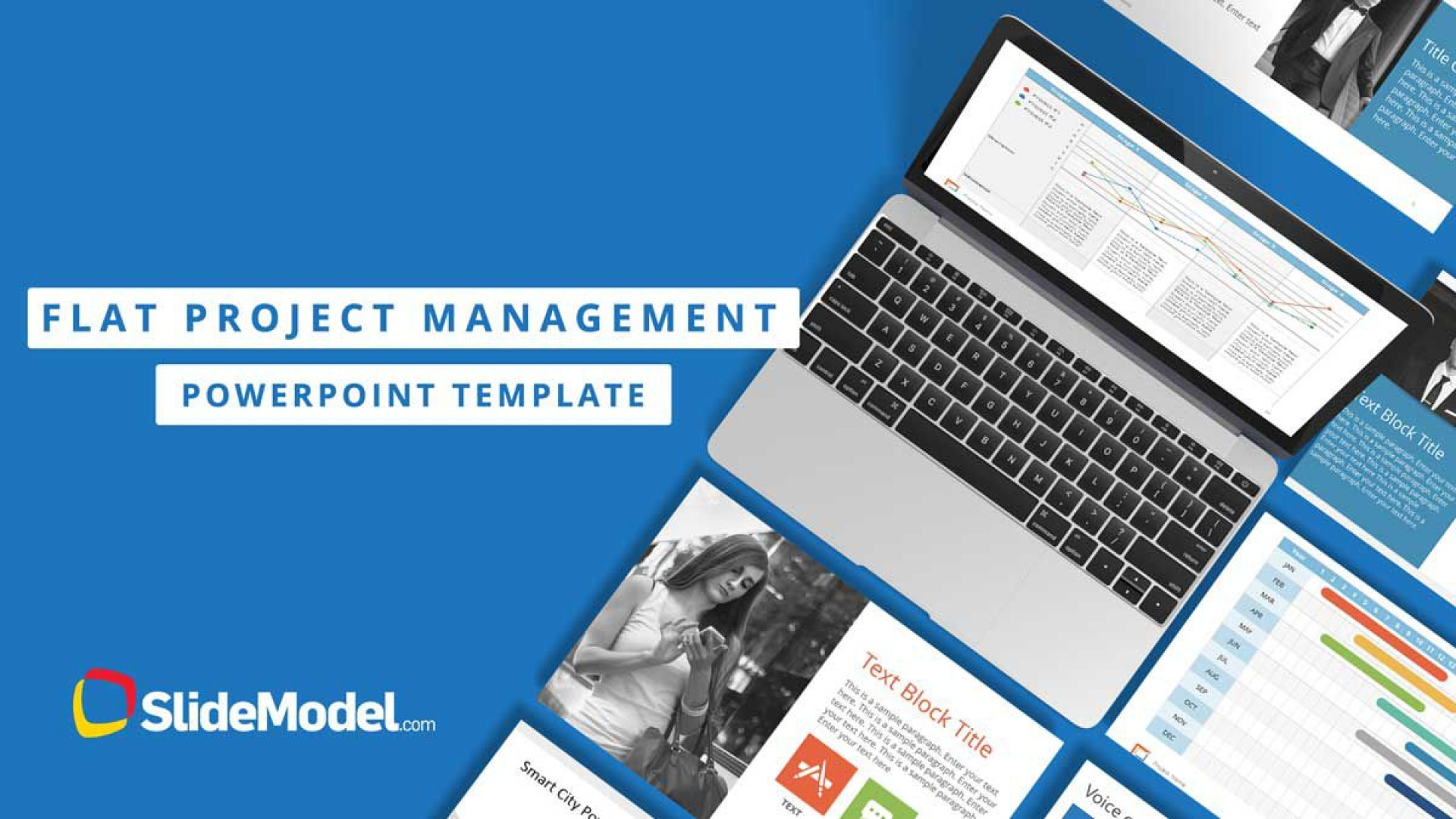 003 Best Project Management Powerpoint Template Free Download Image  Sqert Dashboard1920