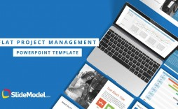 003 Best Project Management Powerpoint Template Free Download Image  Sqert Dashboard