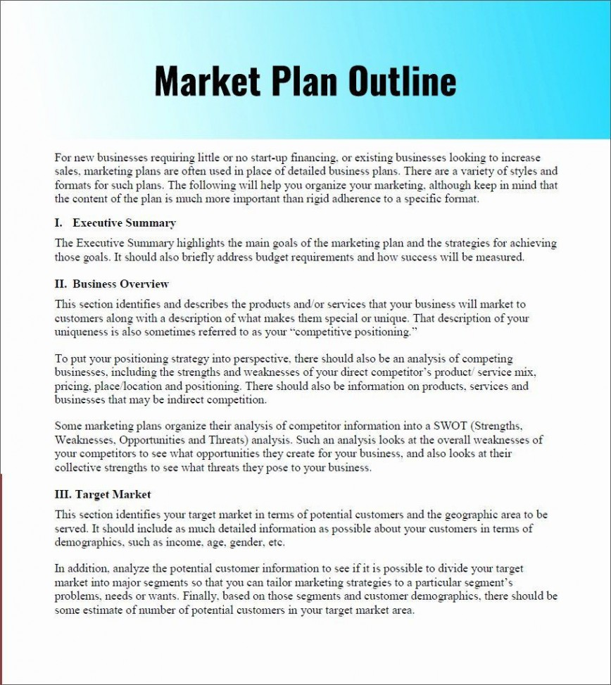 003 Best Restaurant Marketing Plan Template Free Download High Def 868