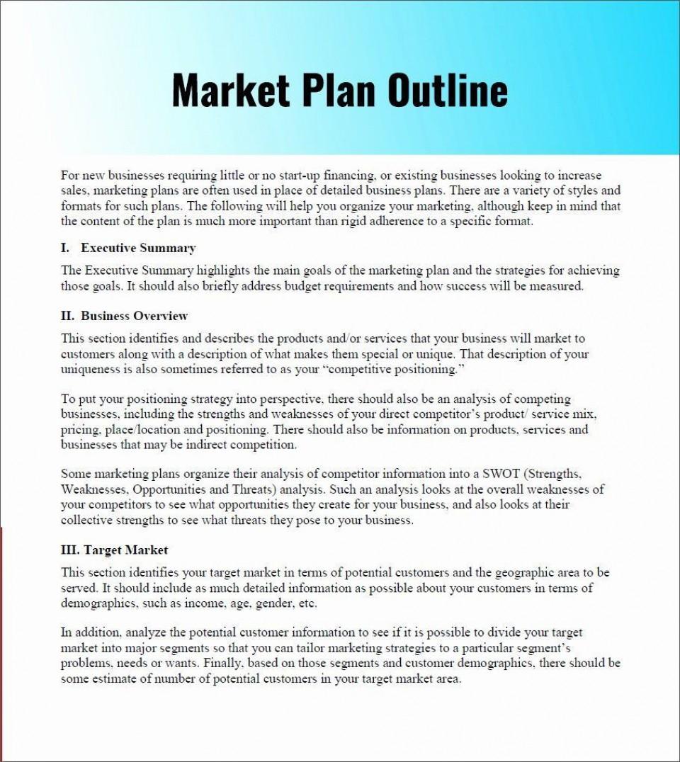 003 Best Restaurant Marketing Plan Template Free Download High Def 960