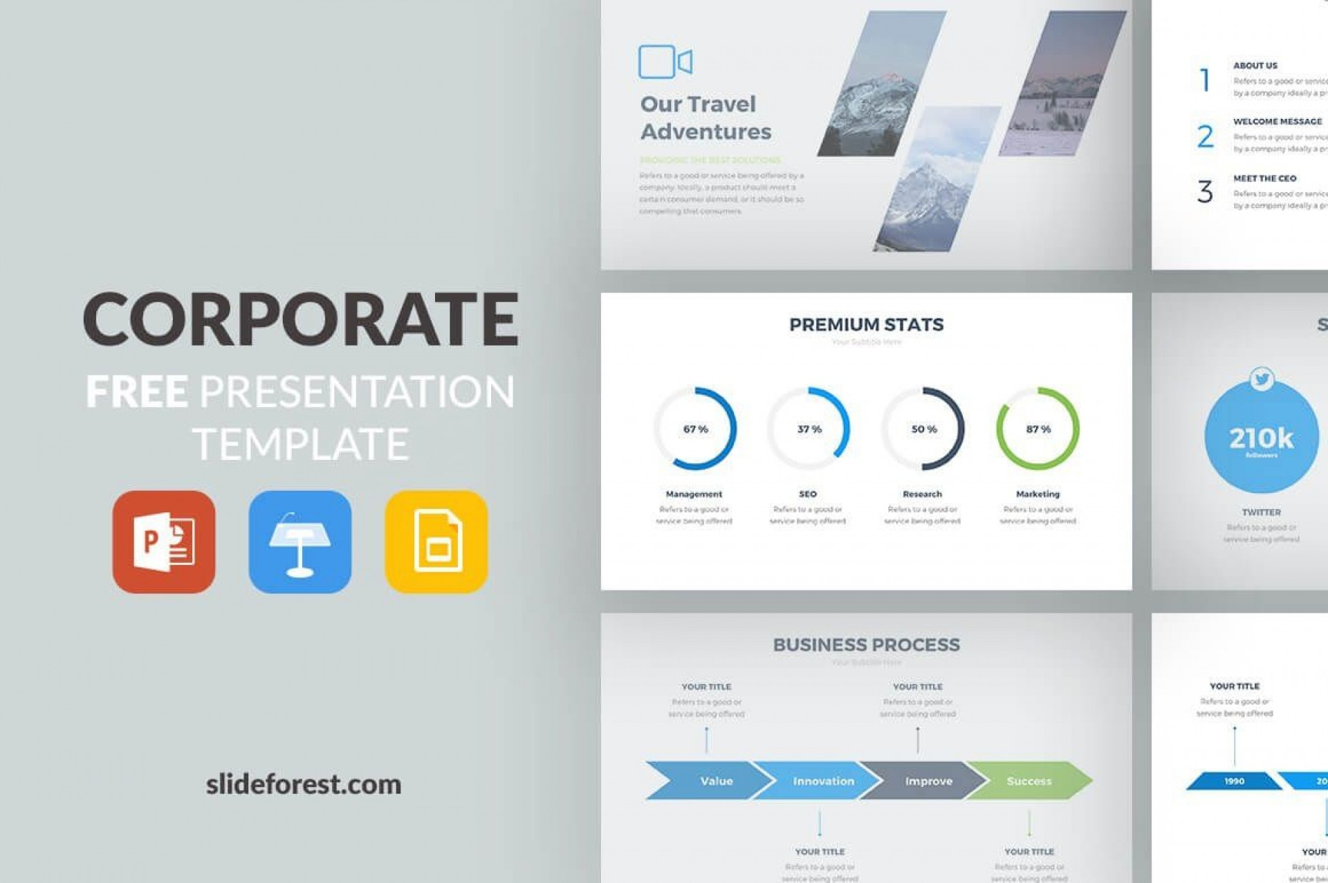 003 Breathtaking Animated Powerpoint Template Free Download 2017 Concept  With Animation 3d1920
