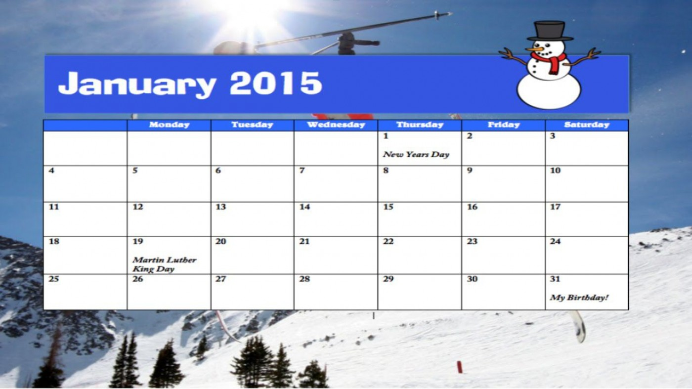 003 Breathtaking Calendar Template For Word 2007 Idea 1400