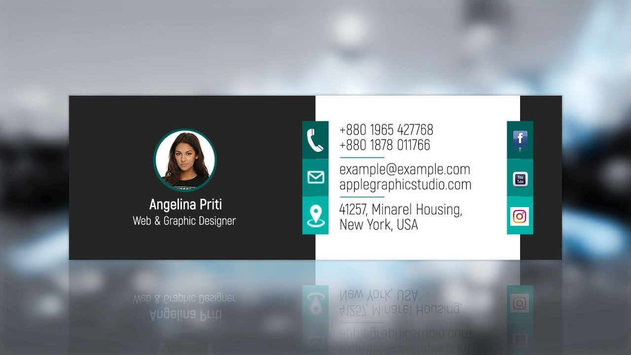 003 Breathtaking Email Signature Design Outlook Free Photo Full