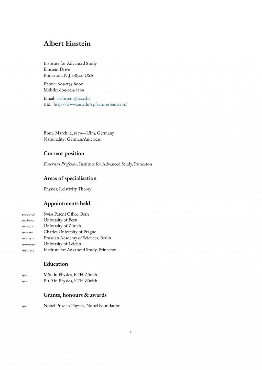 003 Breathtaking Latex Academic Cv Template Concept  Publication Overleaf EconomicLarge