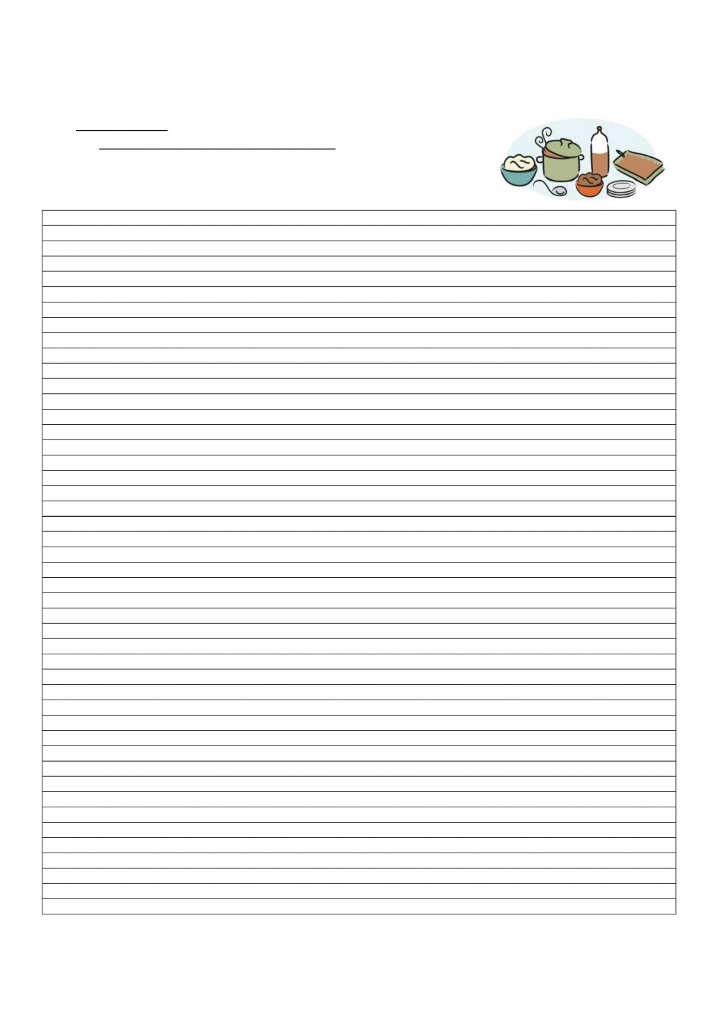 003 Breathtaking Potluck Sign Up Sheet Template Example  Pdf Google Doc Free PrintableLarge
