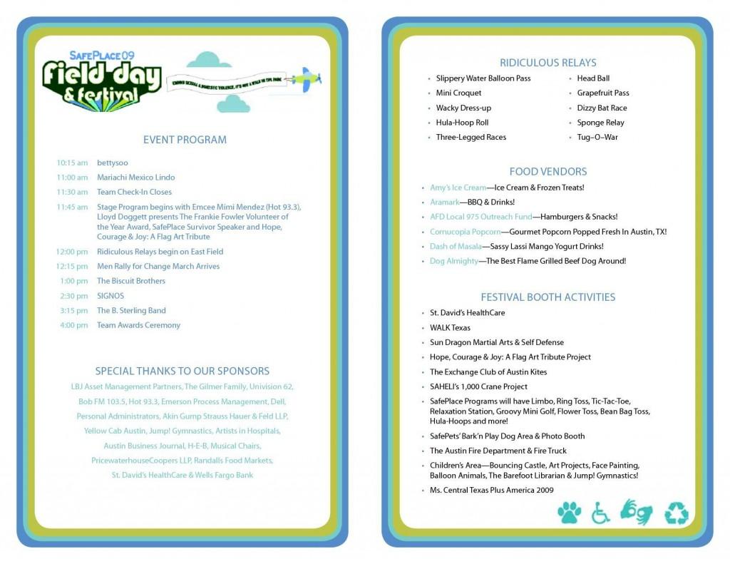 003 Breathtaking Printable Event Program Template High Definition  Free DownloadLarge