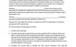 003 Breathtaking Property Management Contract Example Idea  Sample Agreement Form Template Pdf