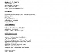 003 Breathtaking Resume Template High School Student Resolution  Sample First Job