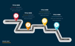 003 Breathtaking Road Map Template Powerpoint Picture  Roadmap Ppt Free Download Product