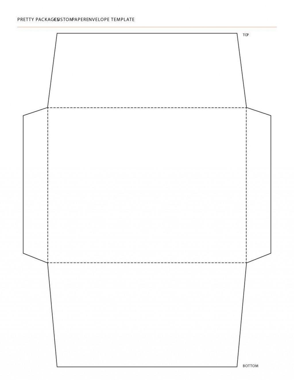 003 Dreaded 5x7 Envelope Template Word Image  Microsoft FreeLarge