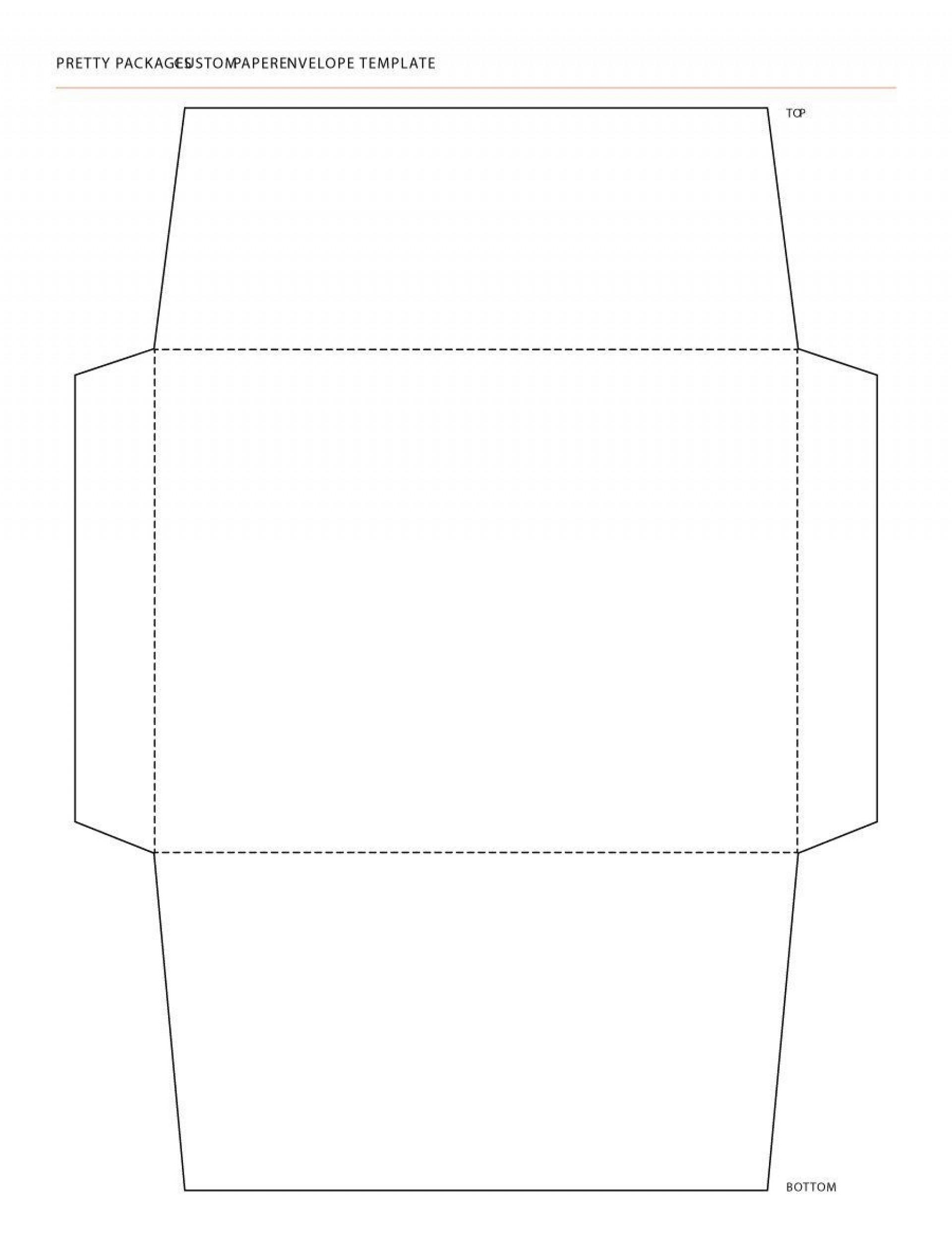 003 Dreaded 5x7 Envelope Template Word Image  Microsoft Free1920