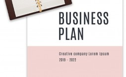 003 Dreaded Busines Plan Word Template Idea  Templates Doc Free Download Sale