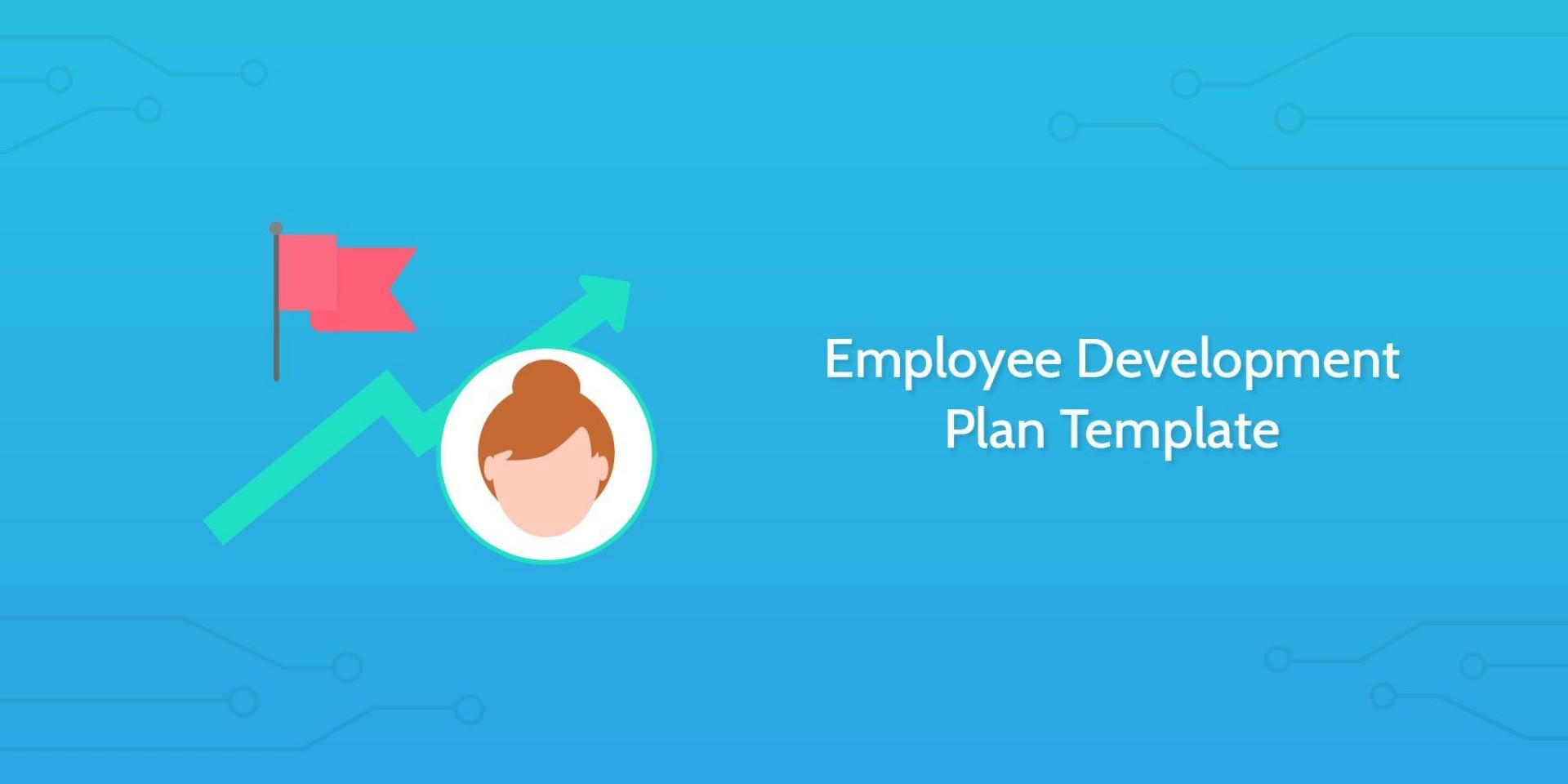 003 Dreaded Employee Development Plan Template Photo  Ppt Free1920