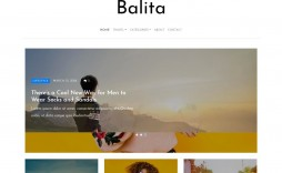 003 Dreaded Free Responsive Blogger Template 2018 Inspiration