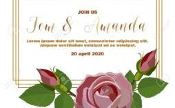 003 Dreaded Printable Wedding Invitation Template Design  Templates Etsy Free For Microsoft Word