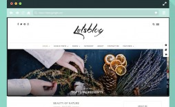 003 Excellent Best Free Responsive Blogger Template 2015 High Def