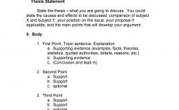 003 Excellent College Argumentative Essay Outline Template Photo  High School