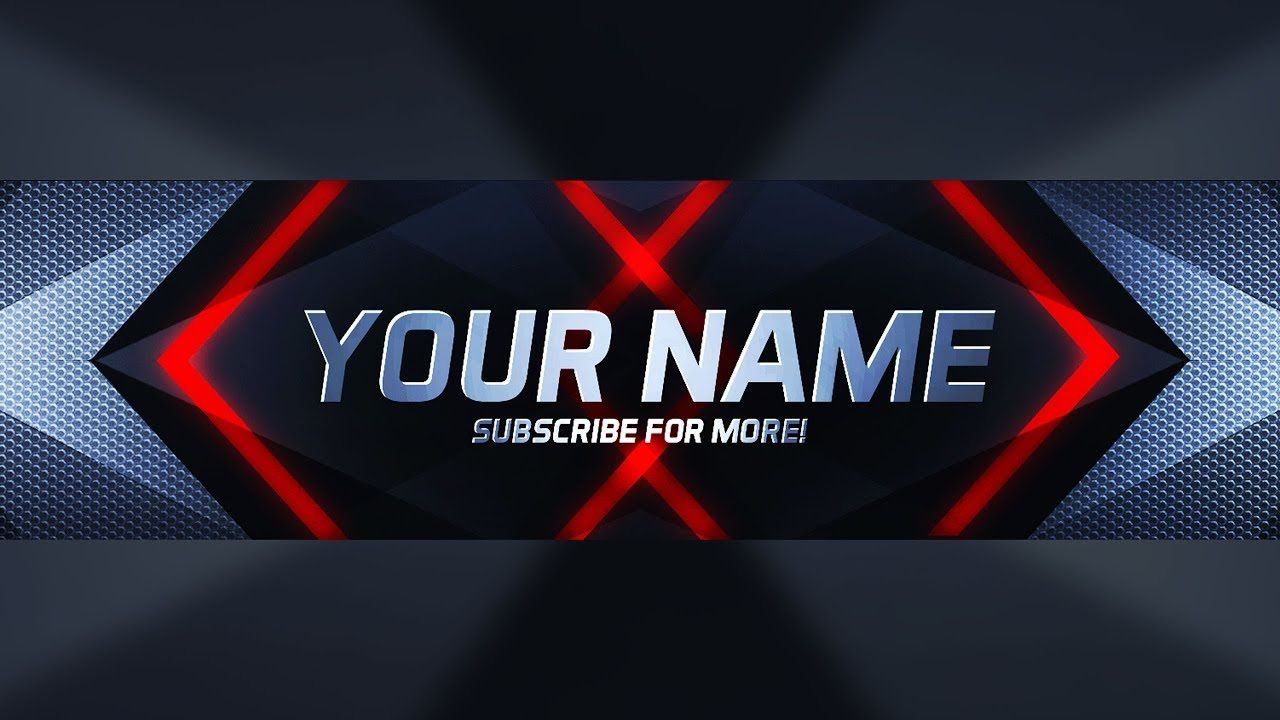 003 Excellent Free Channel Art Template Image Full