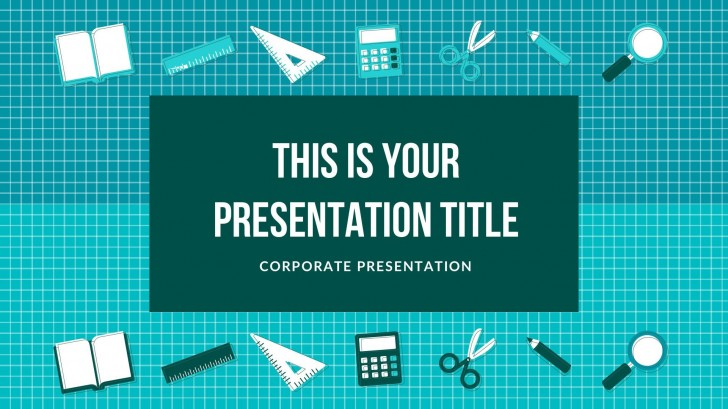 003 Excellent Free Education Ppt Template Design  Powerpoint For Teacher Creative Download Professional728