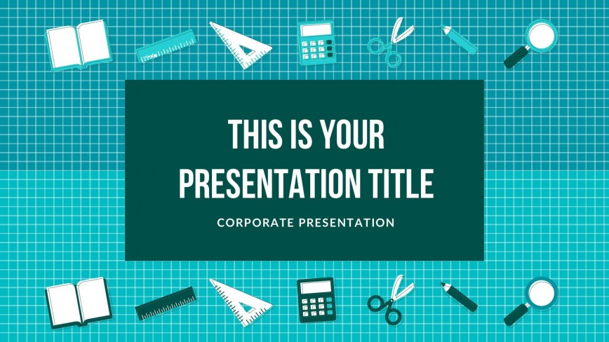 003 Excellent Free Education Ppt Template Design  Powerpoint For Teacher Creative Download Professional868