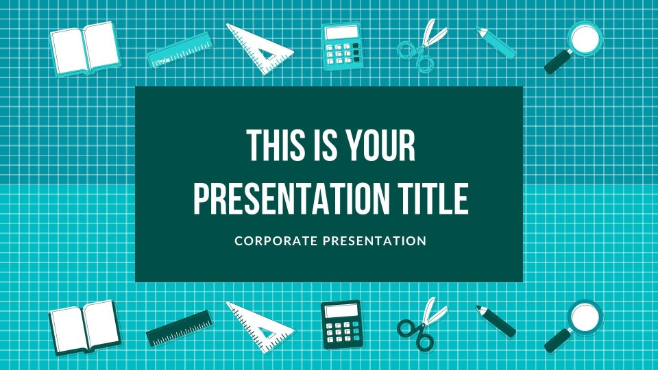 003 Excellent Free Education Ppt Template Design  Powerpoint For Teacher Creative Download Professional960
