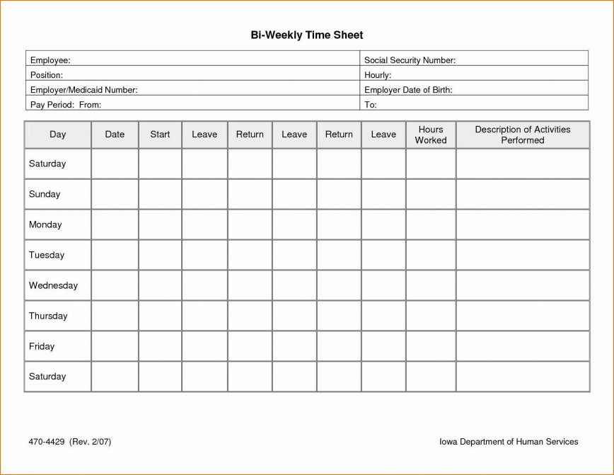 003 Excellent Free Weekly Timesheet Template Example  Bi Time Card For Multiple Employee Excel Download