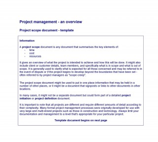 003 Excellent Statement Of Work Example Project Management Image 320