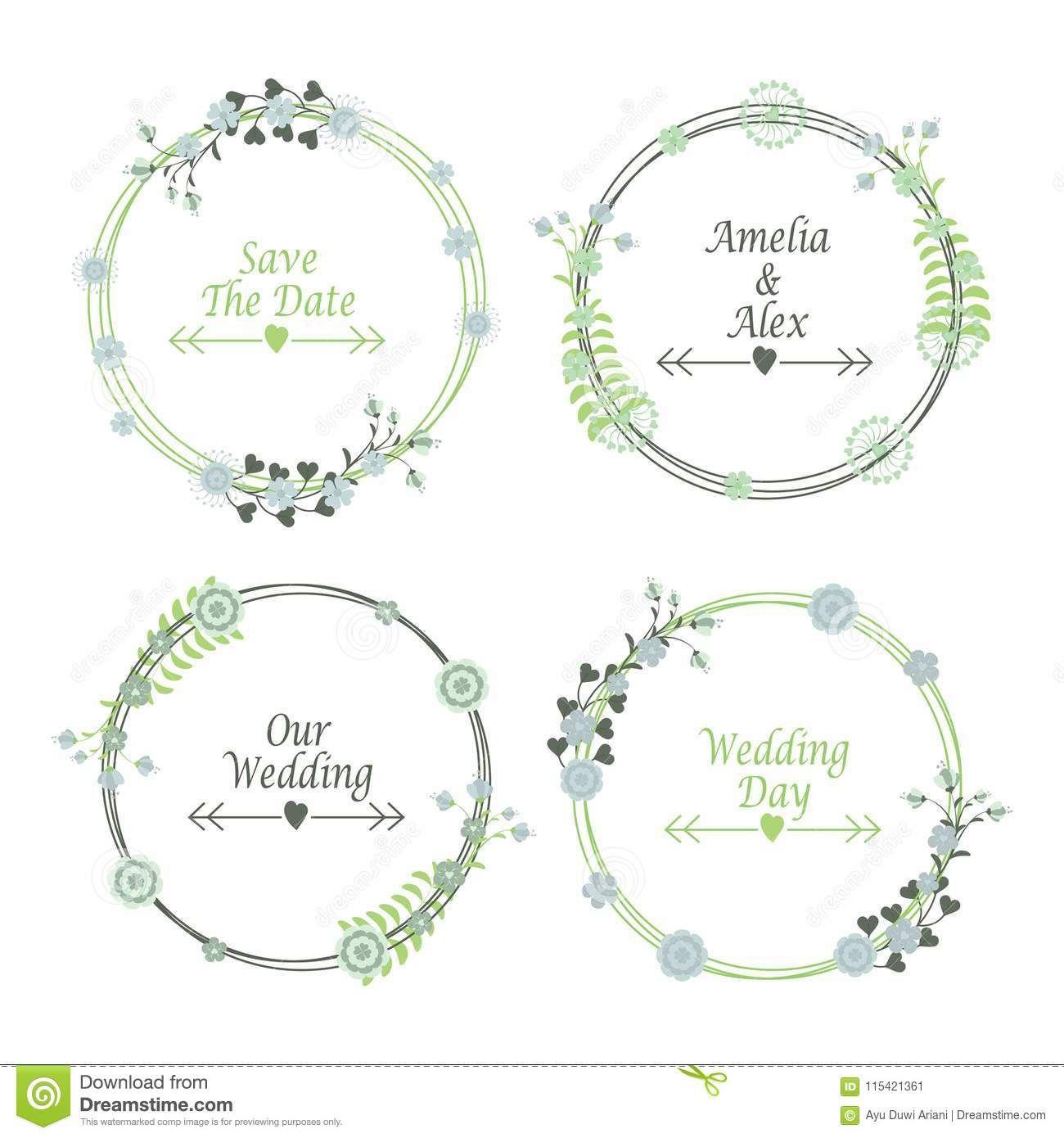 003 Excellent Wedding Addres Label Template Design  Free PrintableFull