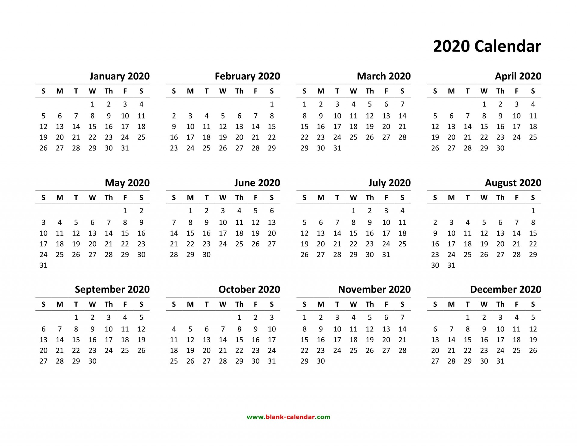 003 Exceptional 2020 Payroll Calendar Template Design  Biweekly Canada Free Excel1920