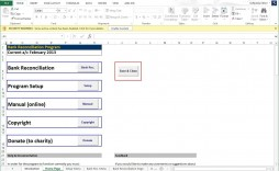 003 Exceptional Bank Reconciliation Excel Template Image  Statement Format Free Download Monthly