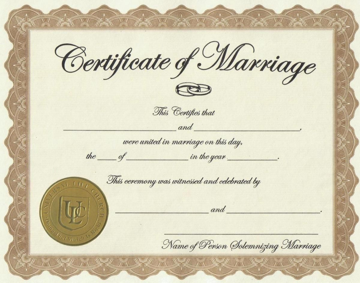 003 Exceptional Certificate Of Marriage Template Highest Clarity  Word AustraliaFull