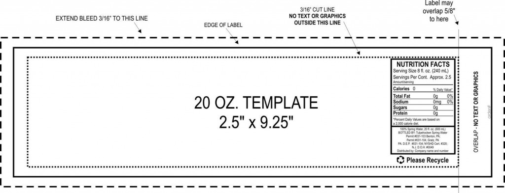 003 Exceptional Diy Water Bottle Label Template Free High Resolution Large